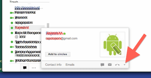broswer_gtalk_contact_options