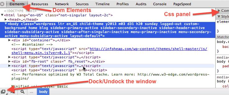 chrome-developer-tools-window