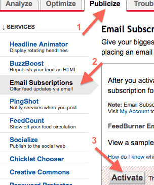 google-feedburner-email-subscriptions-activate-button