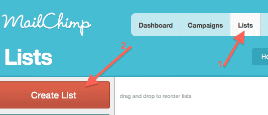 mailchimp-create-list-link