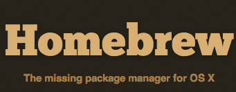 home-brew-missing-package-manager-osx