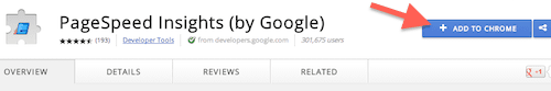 pagespeed-insights-chrome-plugin-page