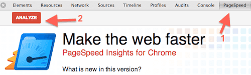 pagespeed-tab-chrome-developer-tools