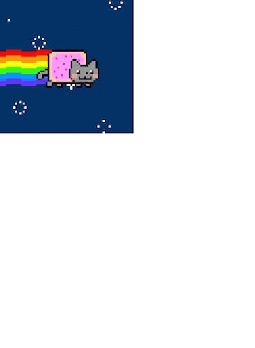 haxe-openfl-sample-NyanCat
