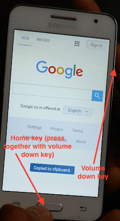 android-samsung-galaxy-core2-duo-screenshot-using-volume-down-and-home-keys