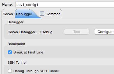 eclipse-php-debug-php-debug-configuration-debugger-tab