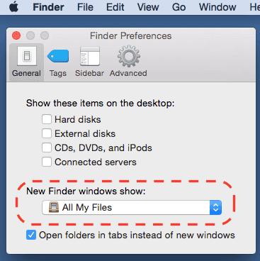 finder-preferences-default-folder-higjlighted