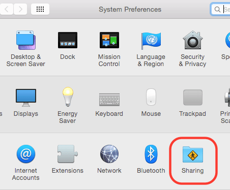 mac-system-preferences-sharing-highlighted