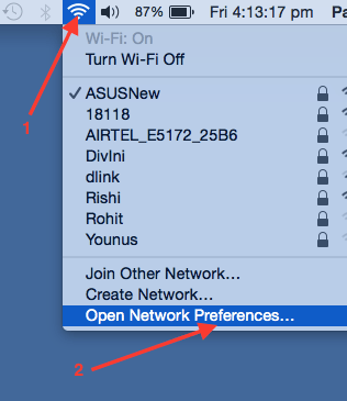 mac-wifi-menu-expanded-and-network-preference-highlighted