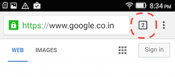 android-chrome-multiple-tabs-number-highlighted