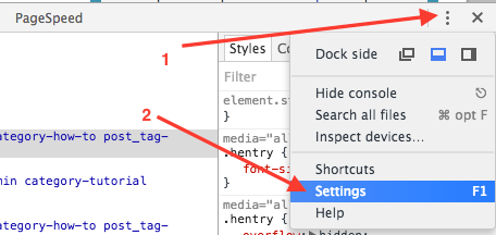 chrome-developer-tools-settings-highlighted