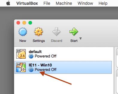 How to run windows 10 on Mac using VirtualBox - InfoHeap