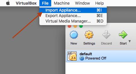 virtualbox-import-appliance
