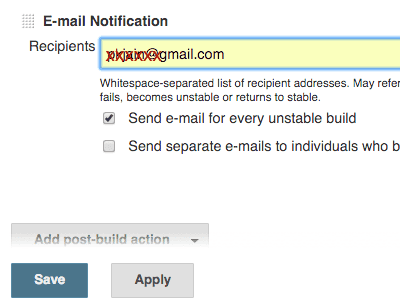 jenkins-email-notification-form