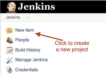 jenkins-new-item