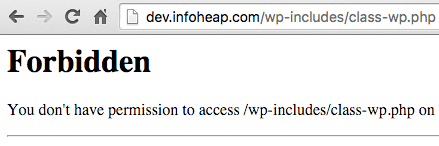 wordpress-protect-wp-includes-php-files-403