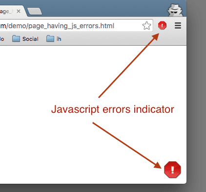 chrome-javascript-error-notifier-errors-indicator