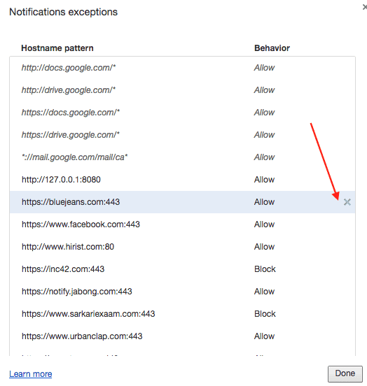 chrome-notifications-exceptions-list